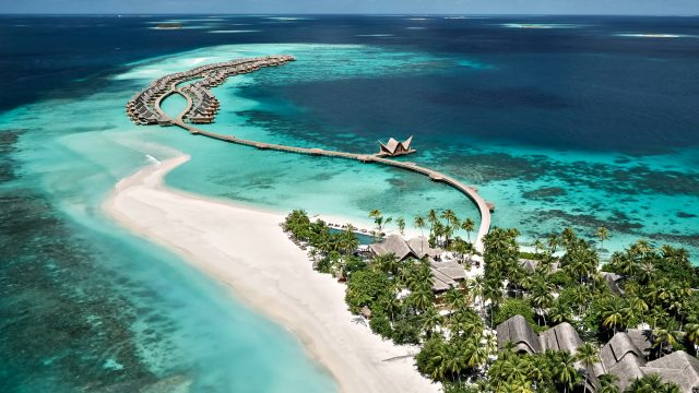 Joali Maldives Luxury Resort - Muravandhoo Island, Maldives