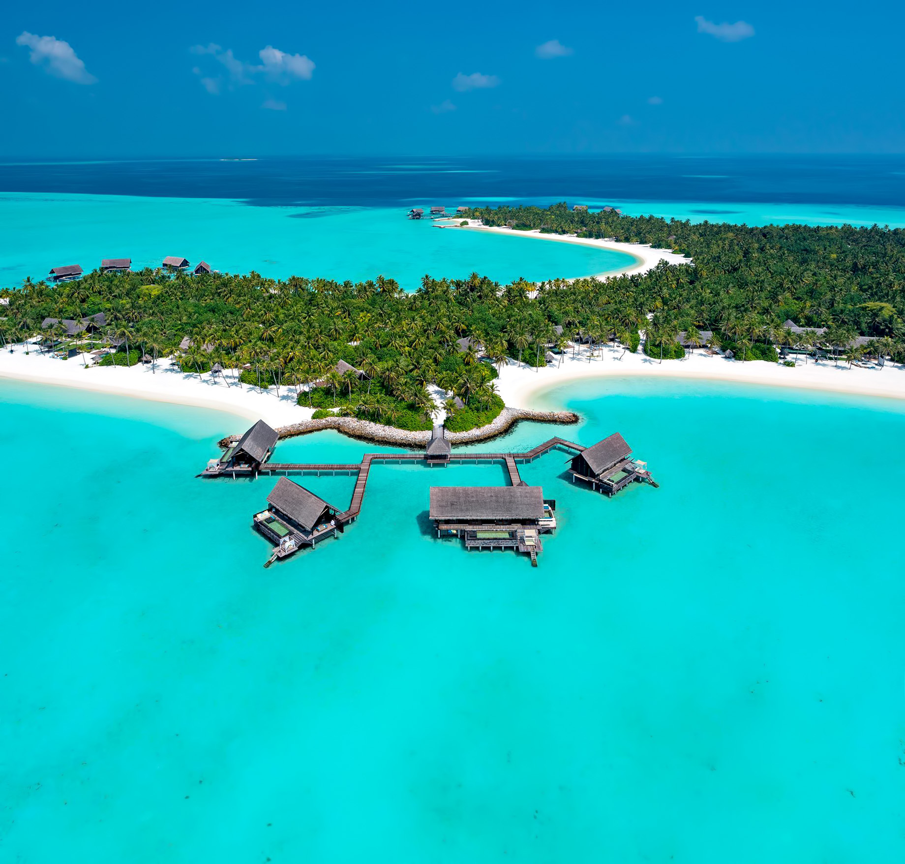 One&Only Reethi Rah Luxury Resort - North Male Atoll, Maldives