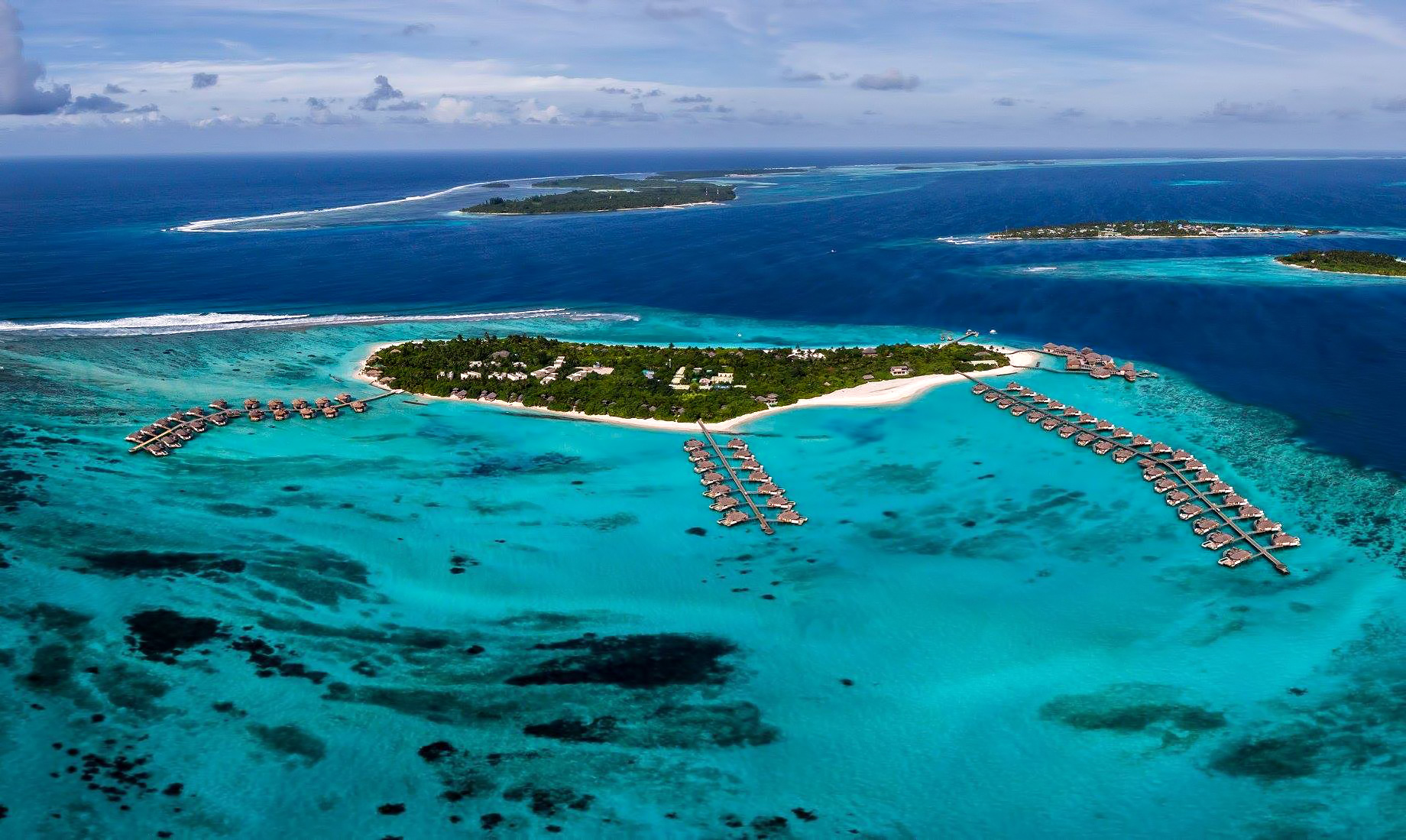 Six Senses Laamu Luxury Resort - Laamu Atoll, Maldives