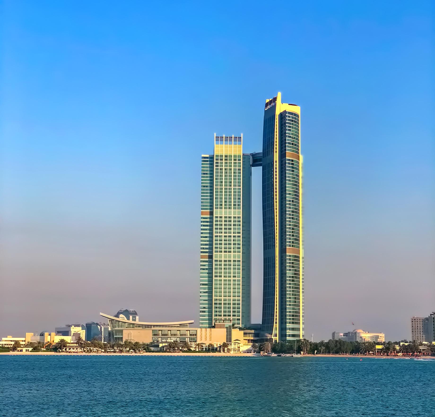 The St. Regis Abu Dhabi Luxury Hotel - Abu Dhabi, UAE