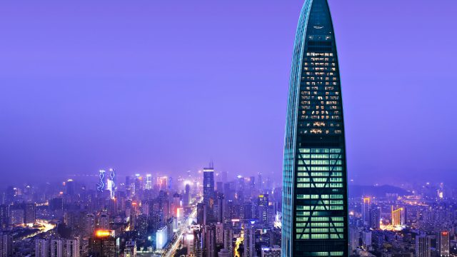 The St. Regis Shenzhen Luxury Hotel - Shenzhen, China