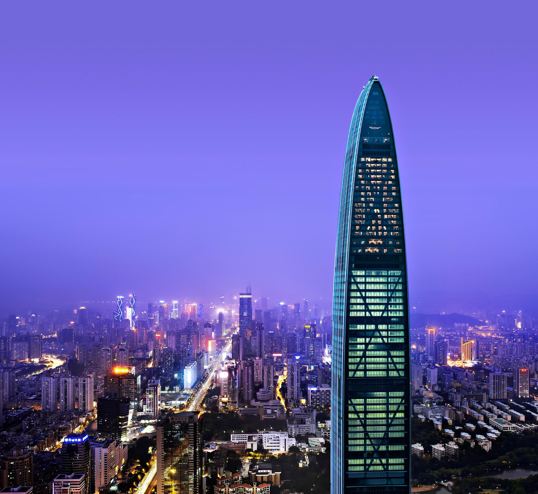 The St. Regis Shenzhen Luxury Hotel - Shenzhen, China