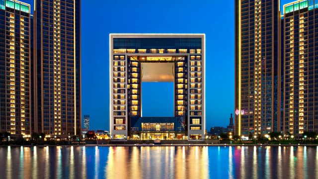 The St. Regis Tianjin Luxury Hotel - Tianjin, China