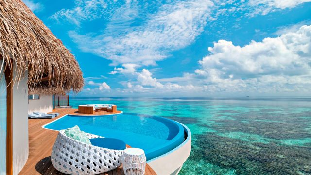 W Maldives Luxury Resort - Fesdu Island, Maldives