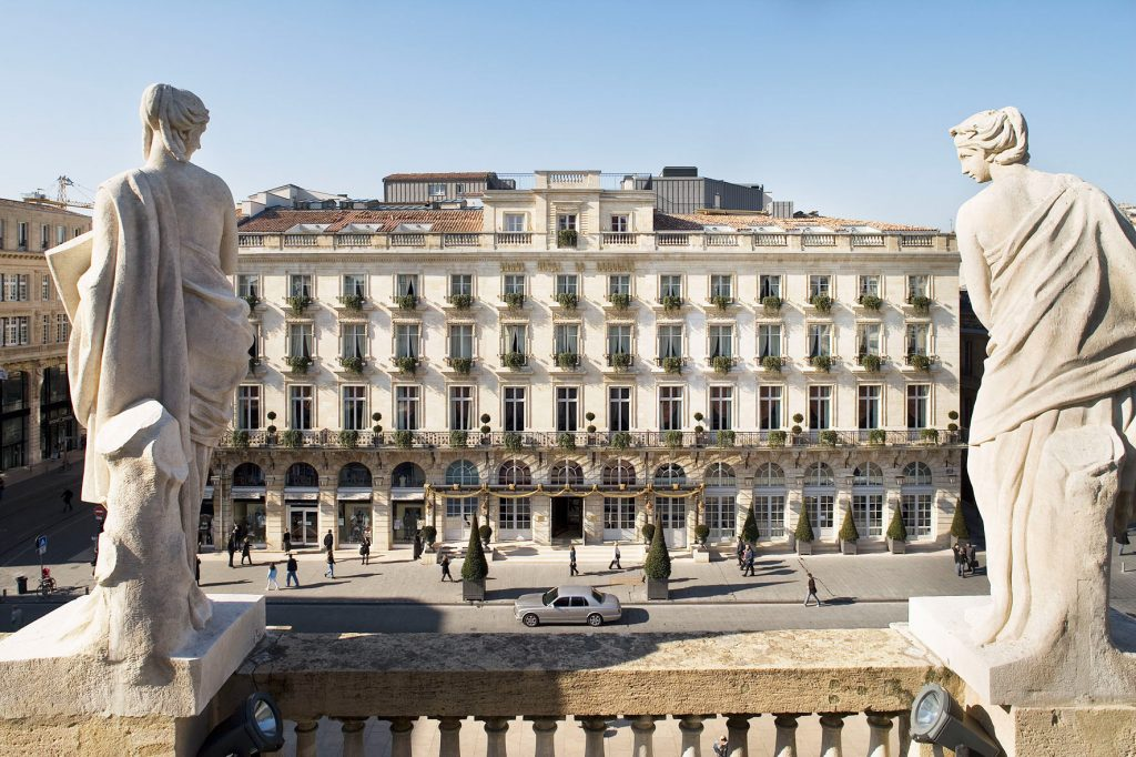 InterContinental Bordeaux Le Grand Hotel - Bordeaux, France - Exterior