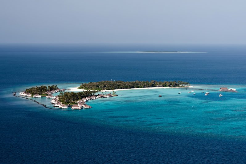 Cheval Blanc Randheli Luxury Resort - Noonu Atoll, Maldives - Resort Aerial