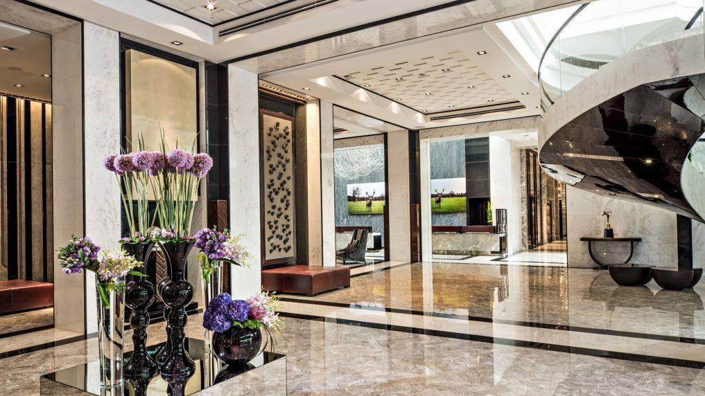 Regent Shanghai Pudong Luxury Hotel - Shanghai, China - Lobby
