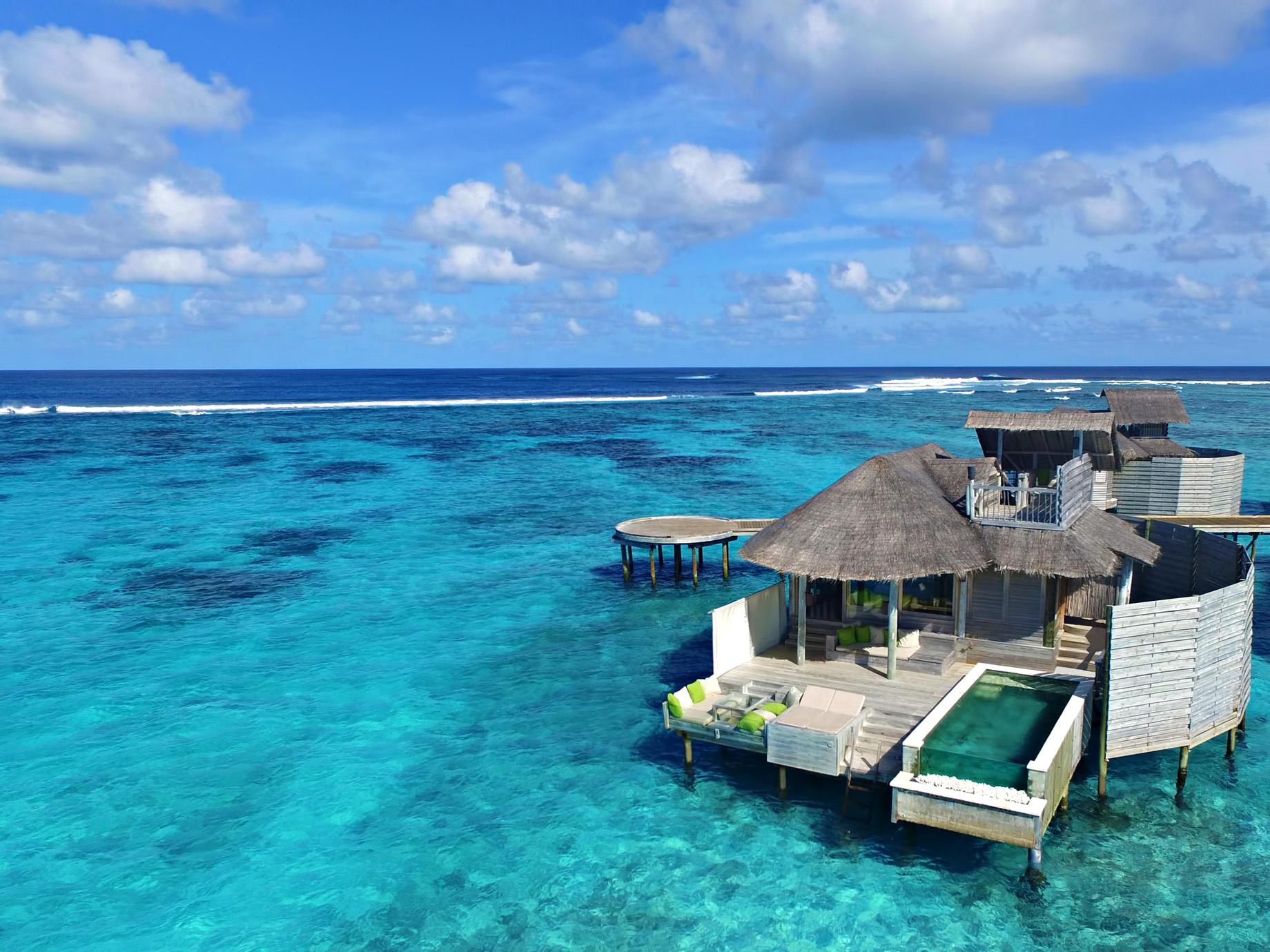 Six Senses Laamu Luxury Resort – Laamu Atoll, Maldives – Overwater Villa with Pool