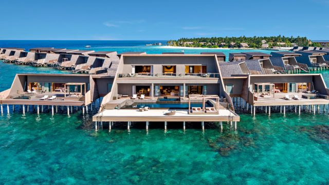 The St. Regis Maldives Vommuli Luxury Resort - Dhaalu Atoll, Maldives - John Jacob Astor Estate