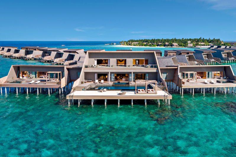 The St. Regis Maldives Vommuli Luxury Resort - Dhaalu Atoll, Maldives - John Jacob Astor Estate