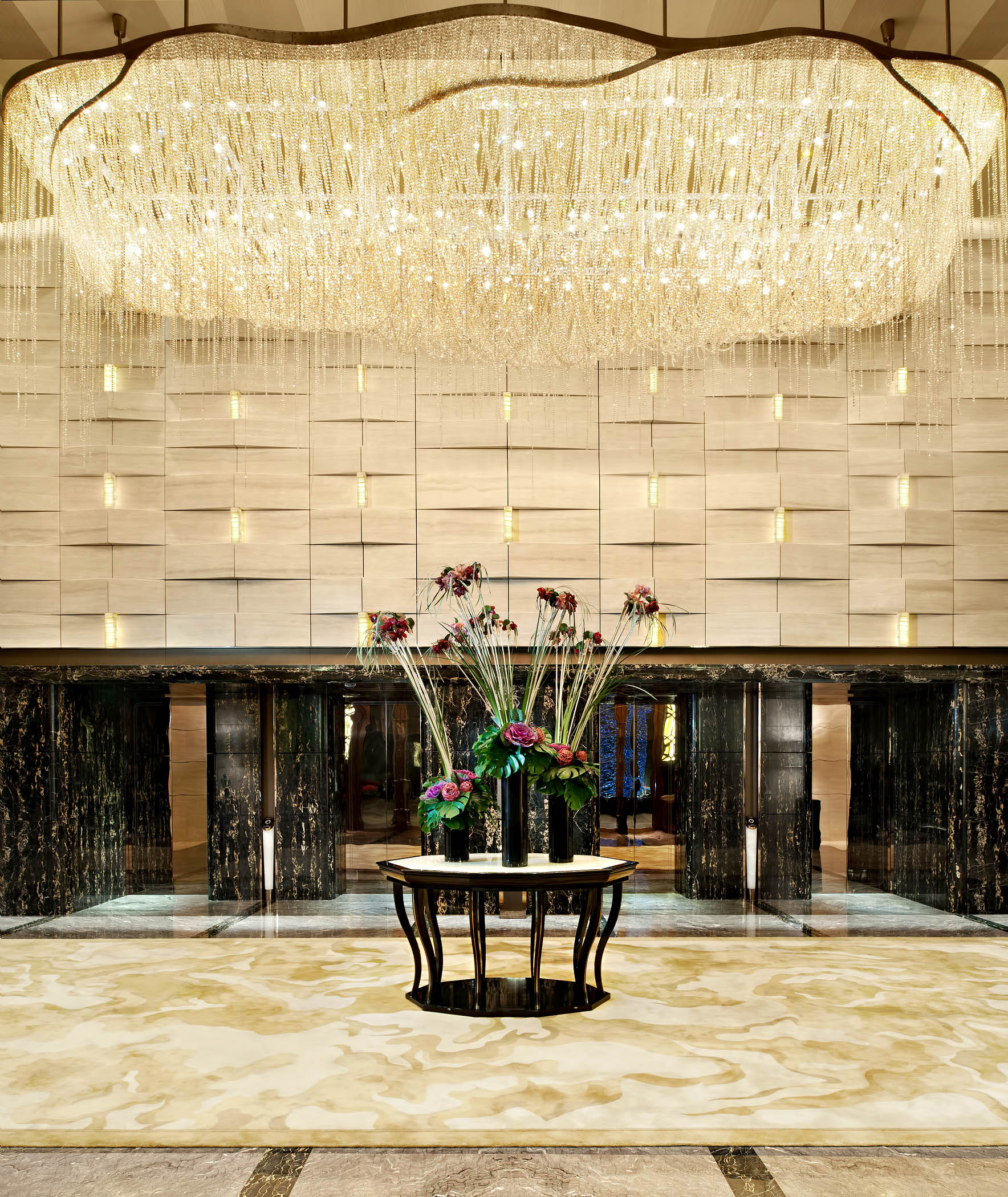 The St. Regis Shenzhen Luxury Hotel – Shenzhen, China – Lobby
