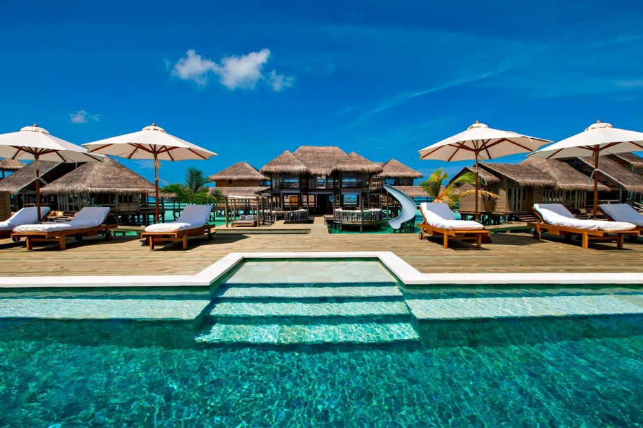 Gili Lankanfushi Luxury Resort - North Male Atoll, Maldives - The Private Reserve Infinity Pool