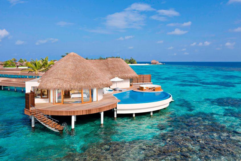W Maldives Luxury Resort - Fesdu Island, Maldives - Extreme WOW Ocean Haven