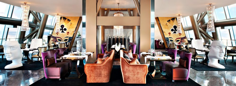 The St. Regis Shenzhen Luxury Hotel - Shenzhen, China - Elba Italian Restaurant