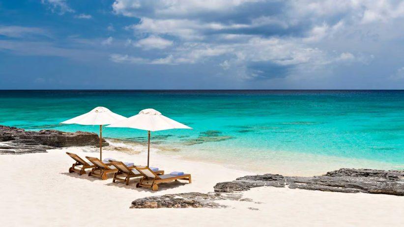 Amanyara Luxury Resort - Providenciales, Turks and Caicos Islands - Beach Chairs