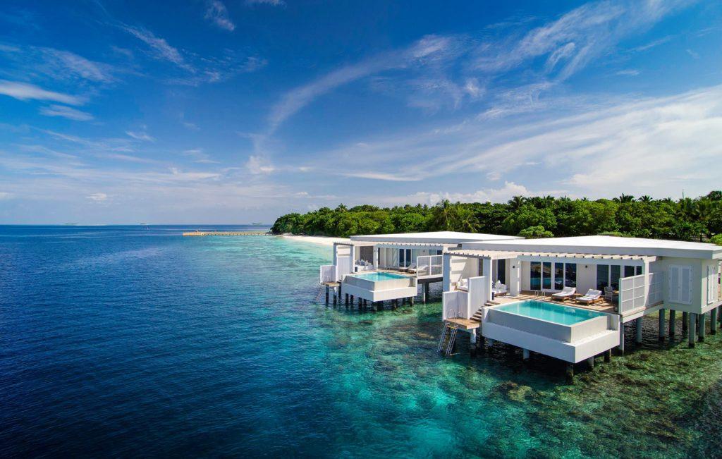 Amilla Fushi Luxury Resort and Residences - Baa Atoll, Maldives - Reef Water Pool Villa