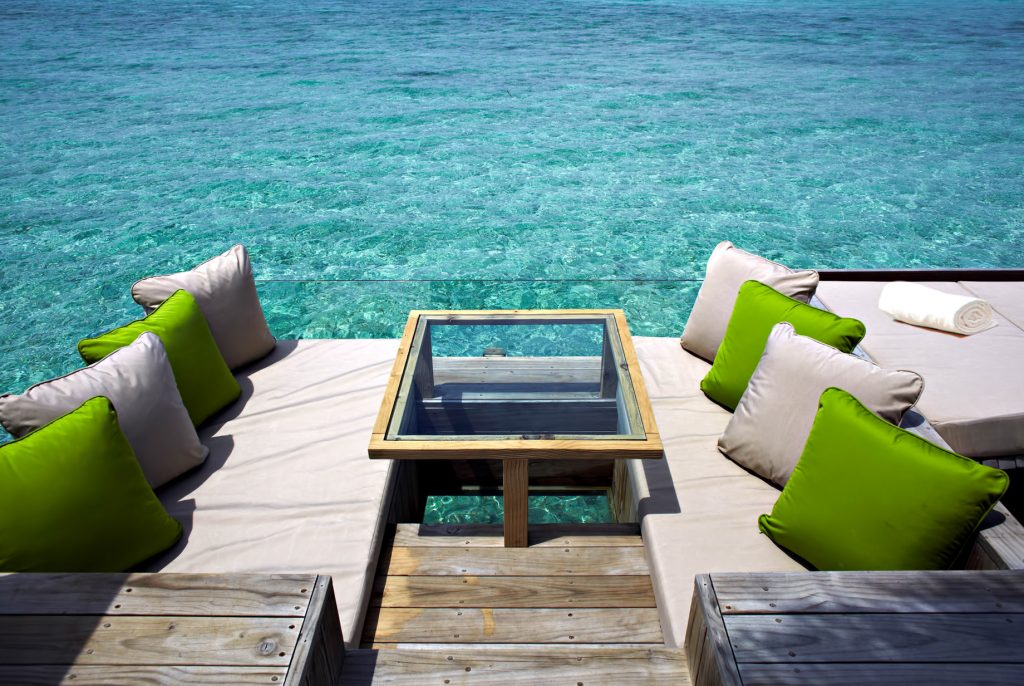 Six Senses Laamu Luxury Resort - Laamu Atoll, Maldives - Overwater Villa Ocean Deck