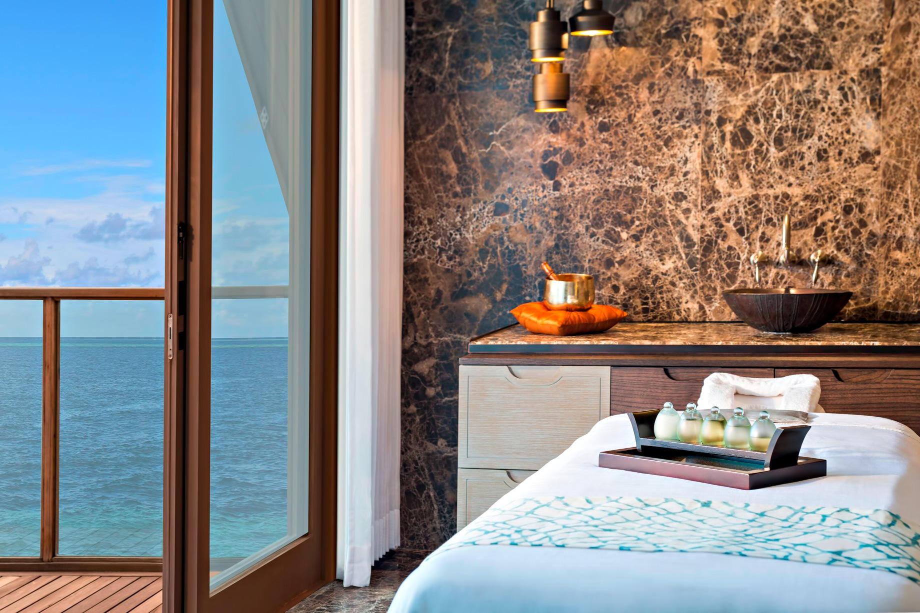 The St. Regis Maldives Vommuli Luxury Resort – Dhaalu Atoll, Maldives – John Jacob Astor Estate Spa