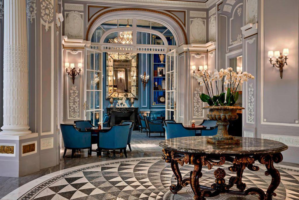 The St. Regis Rome Luxury Hotel - Rome, Italy - Rotonda