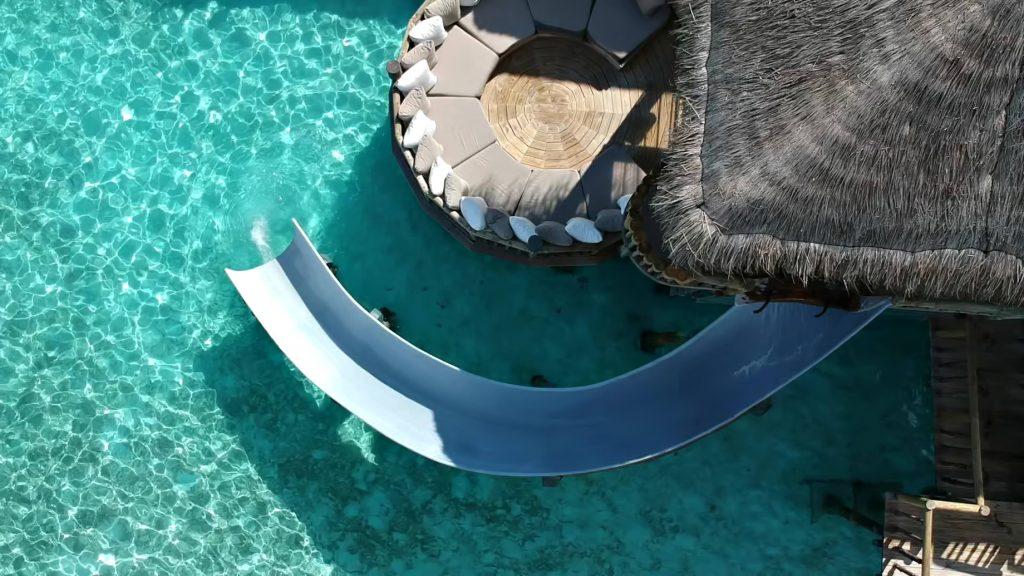 Gili Lankanfushi Luxury Resort - North Male Atoll, Maldives - The Private Reserve Waterslide