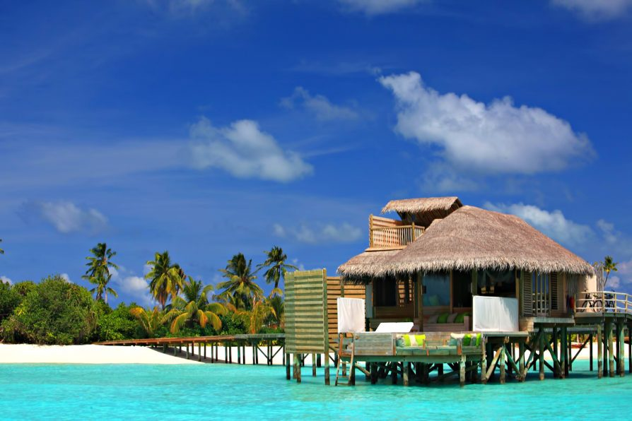 Six Senses Laamu Luxury Resort - Laamu Atoll, Maldives - Lagoon Water Villa