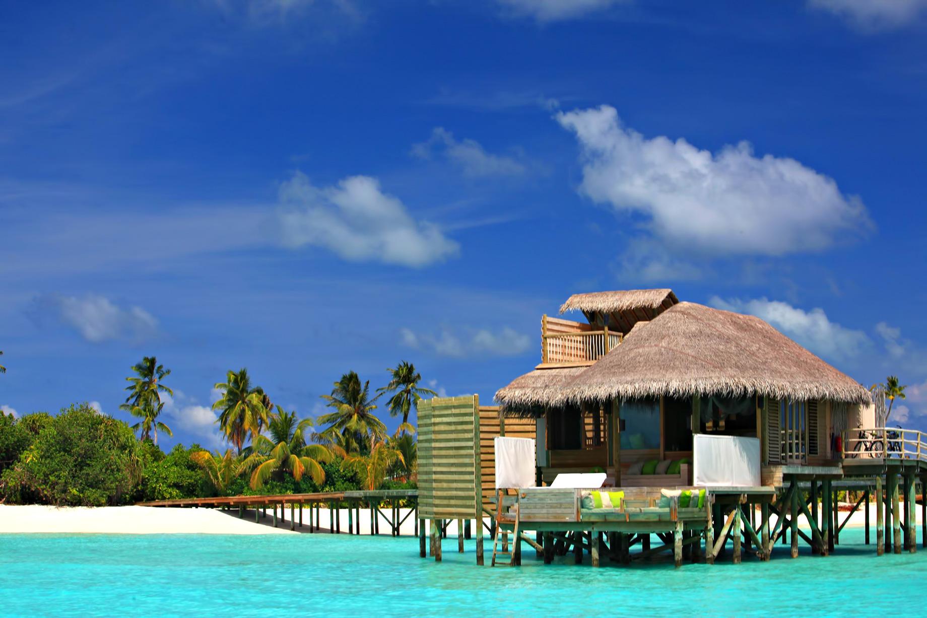 Six Senses Laamu Luxury Resort – Laamu Atoll, Maldives – Lagoon Water Villa