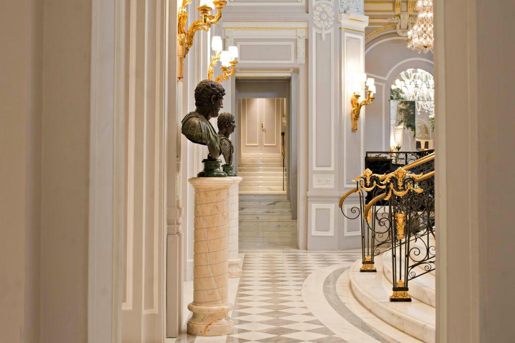 The St. Regis Rome Luxury Hotel - Rome, Italy - Lobby