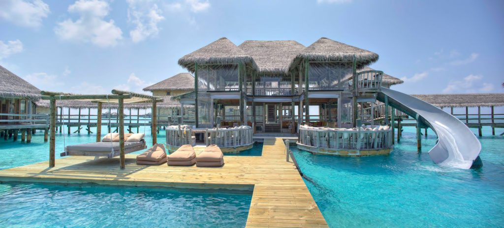 Gili Lankanfushi Luxury Resort - North Male Atoll, Maldives - The Private Reserve Walkway