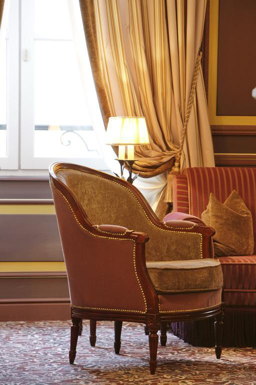 InterContinental Bordeaux Le Grand Hotel - Bordeaux, France - Seating