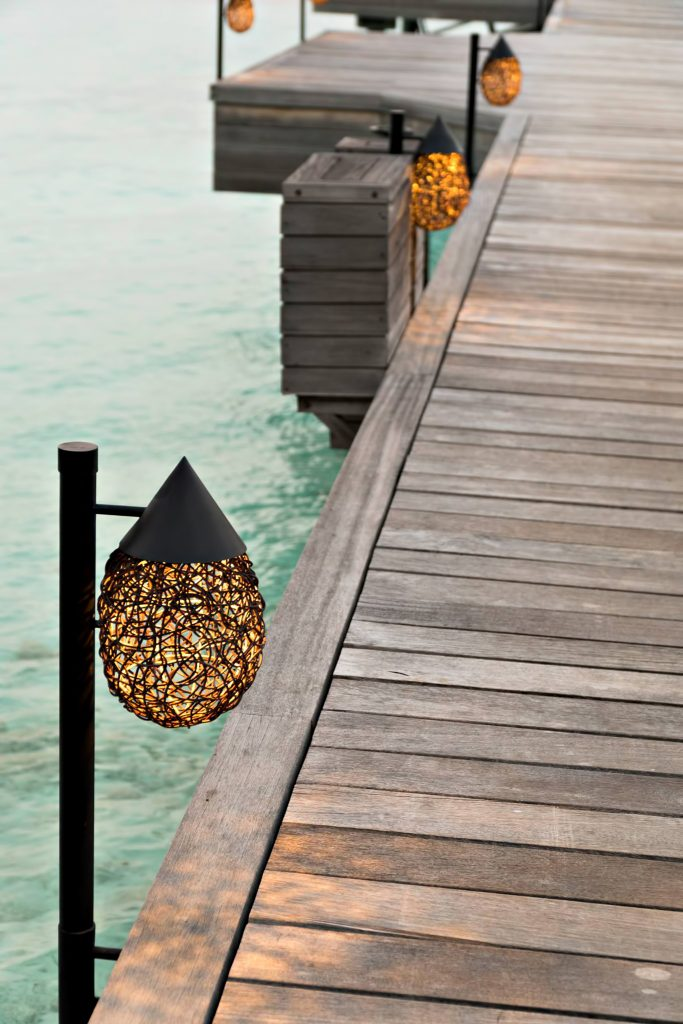 Cheval Blanc Randheli Luxury Resort - Noonu Atoll, Maldives - Private Island Resort Overwater Boardwalk