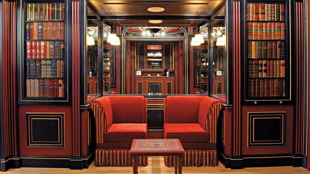 InterContinental Bordeaux Le Grand Hotel - Bordeaux, France - Seating