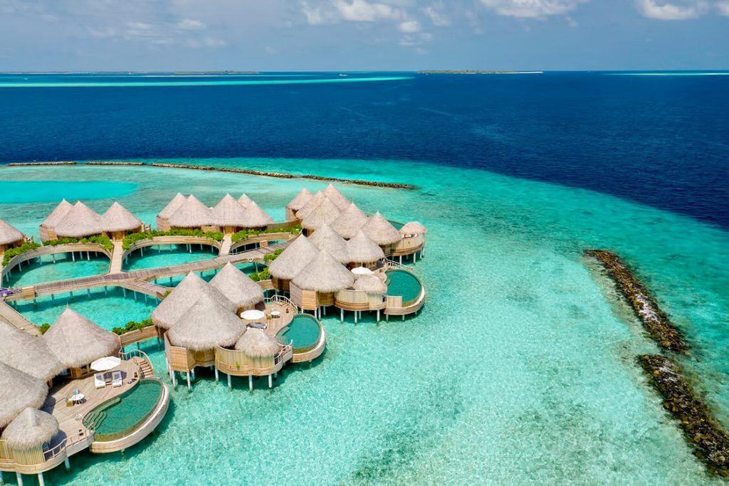 The Nautilus Maldives Luxury Resort - Thiladhoo Island, Maldives - Celebration of Bohemian Design