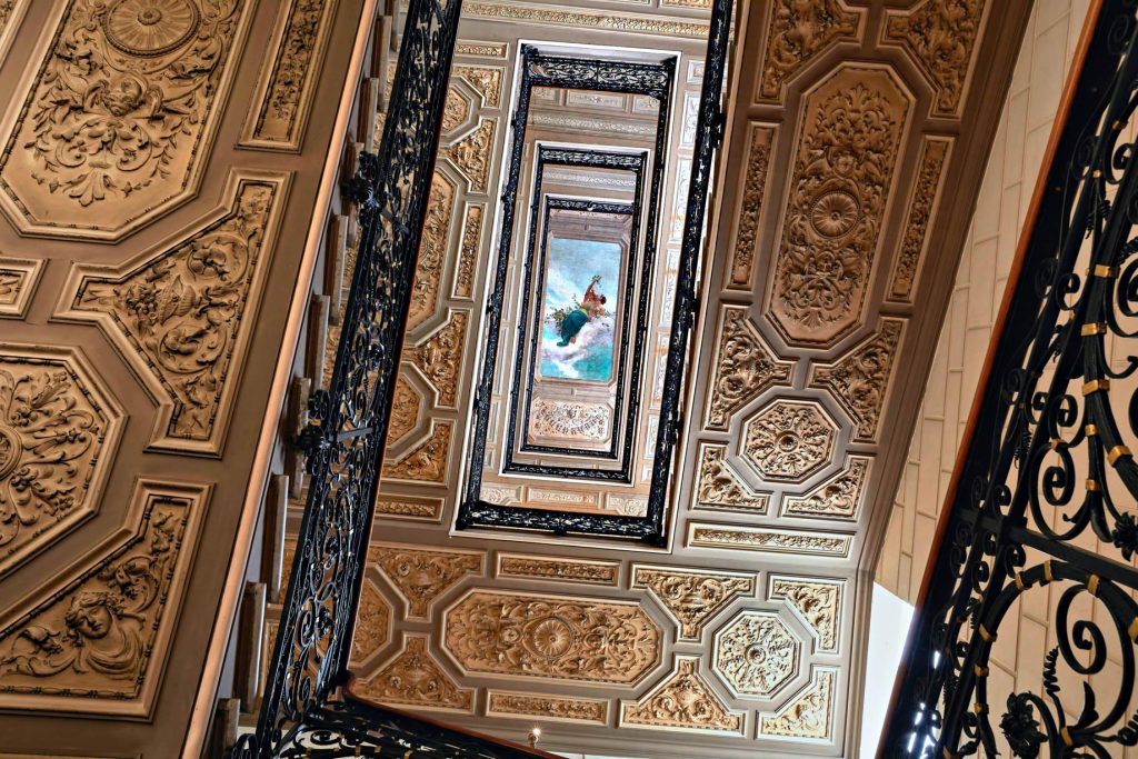 The St. Regis Rome Luxury Hotel - Rome, Italy - Staircase