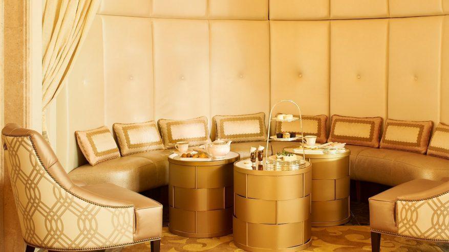 The St. Regis Abu Dhabi Luxury Hotel - Abu Dhabi, United Arab Emirates - Lounge