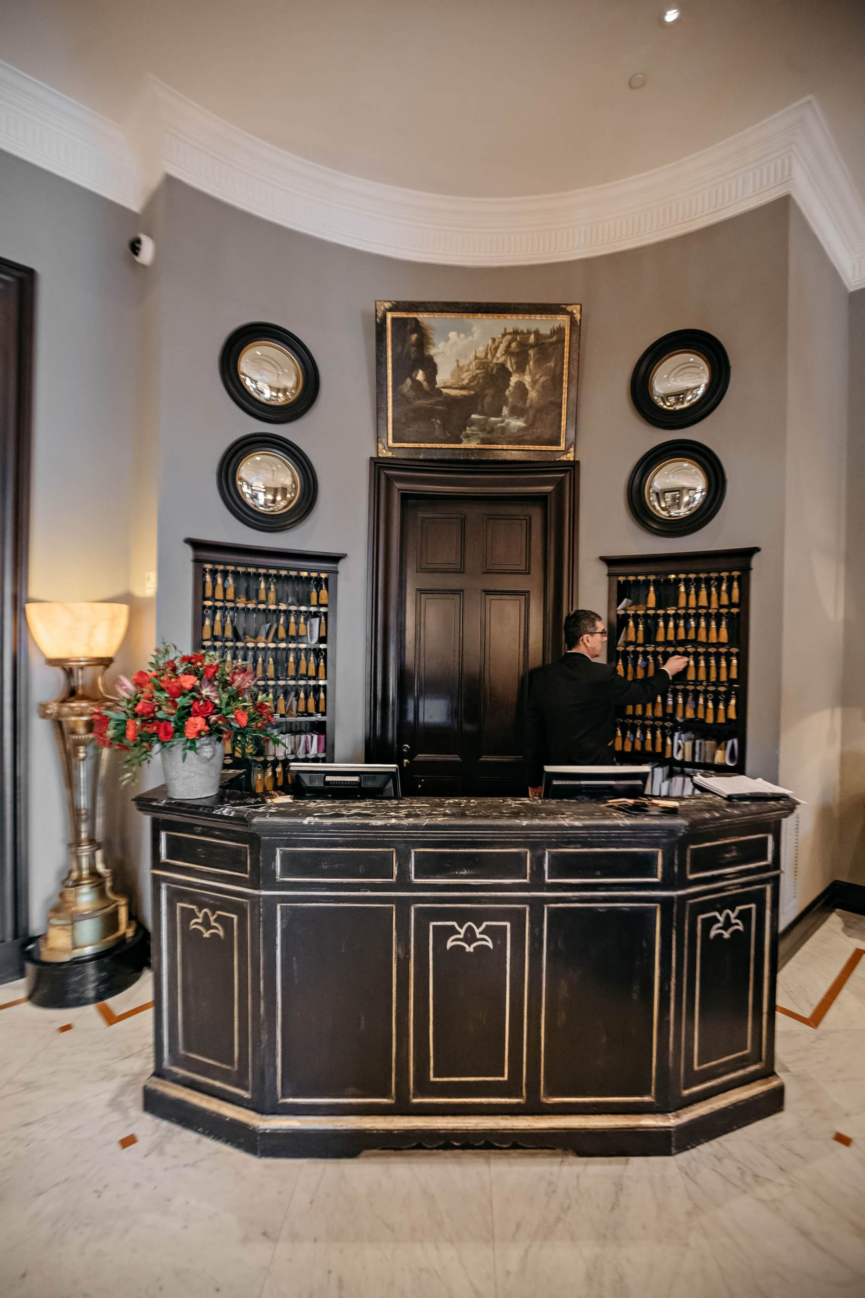 The St. Regis Florence Luxury Hotel – Florence, Italy – Concierge