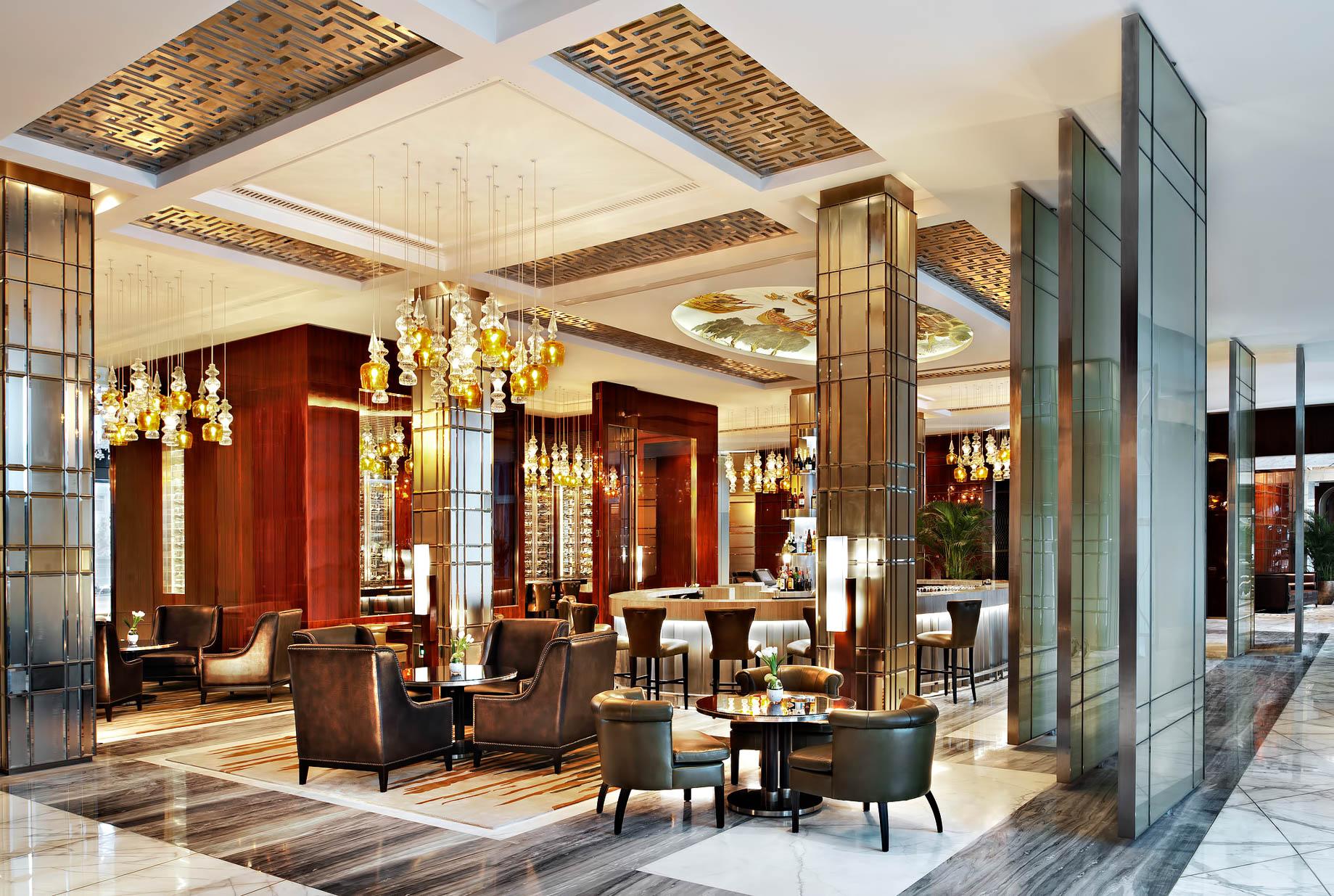 The St. Regis Tianjin Luxury Hotel - Tianjin, China - St. Regis Bar