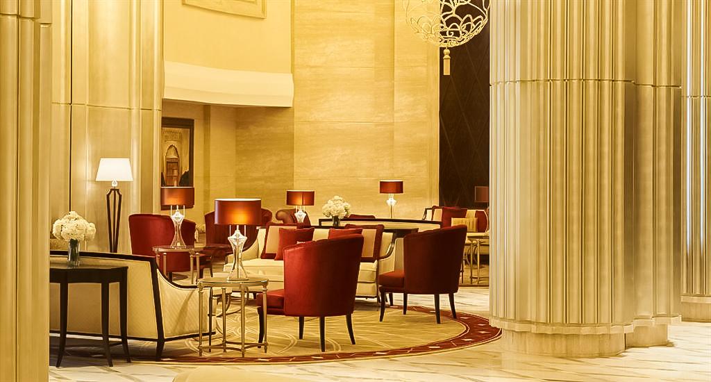 The St. Regis Abu Dhabi Luxury Hotel – Abu Dhabi, United Arab Emirates – Lounge