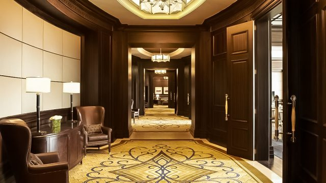 The St. Regis Abu Dhabi Luxury Hotel - Abu Dhabi, United Arab Emirates - Hall