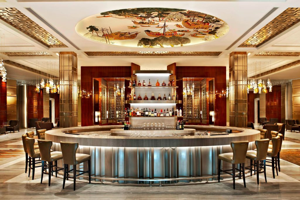 The St. Regis Tianjin Luxury Hotel - Tianjin, China - St. Regis Bar