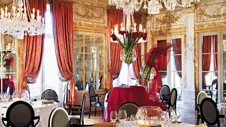 InterContinental Bordeaux Le Grand Hotel - Bordeaux, France - Grand Dining