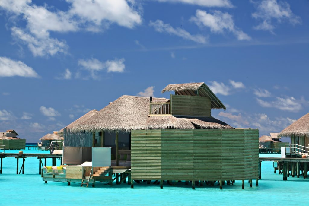 Six Senses Laamu Luxury Resort - Laamu Atoll, Maldives - Overwater Villa Exterior