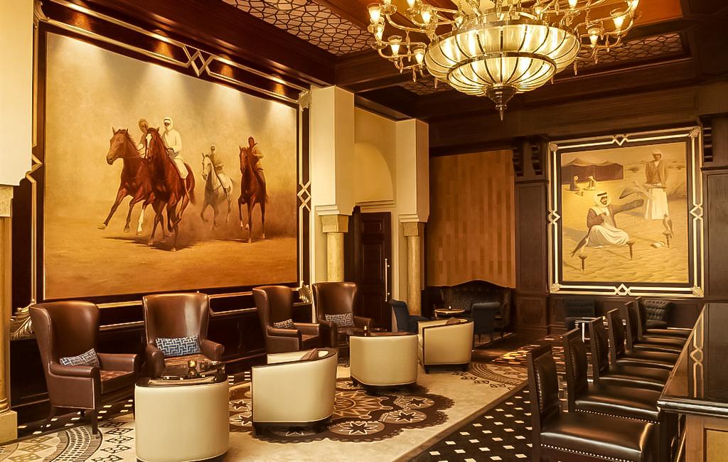 The St. Regis Abu Dhabi Luxury Hotel – Abu Dhabi, United Arab Emirates – St. Regis Bar