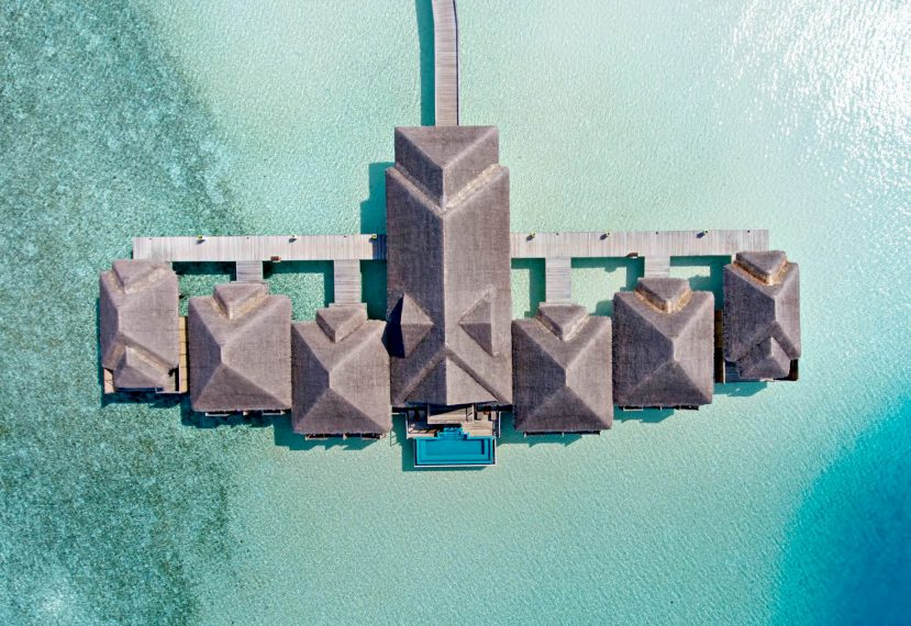 Velassaru Maldives Luxury Resort - South Male Atoll, Maldives - Over Water Suites