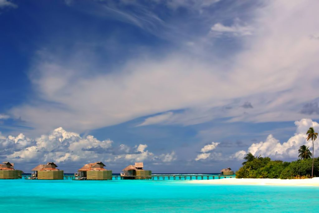 Six Senses Laamu Luxury Resort - Laamu Atoll, Maldives - Overwater Villa Boardwalk