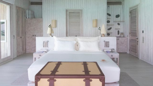 Soneva Jani Luxury Resort - Noonu Atoll, Medhufaru, Maldives - 4 Bedroom Water Reserve Villa Bedroom