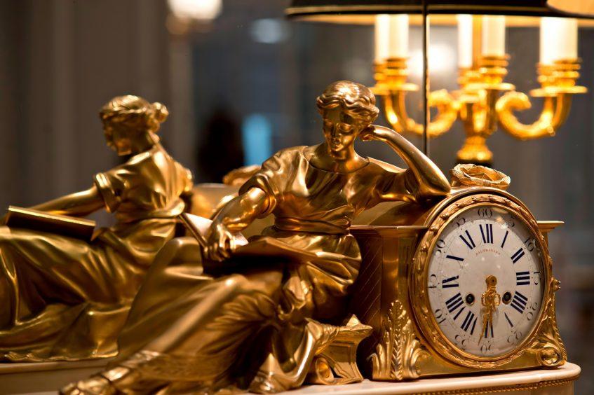 The St. Regis Rome Luxury Hotel - Rome, Italy - Historical Clock