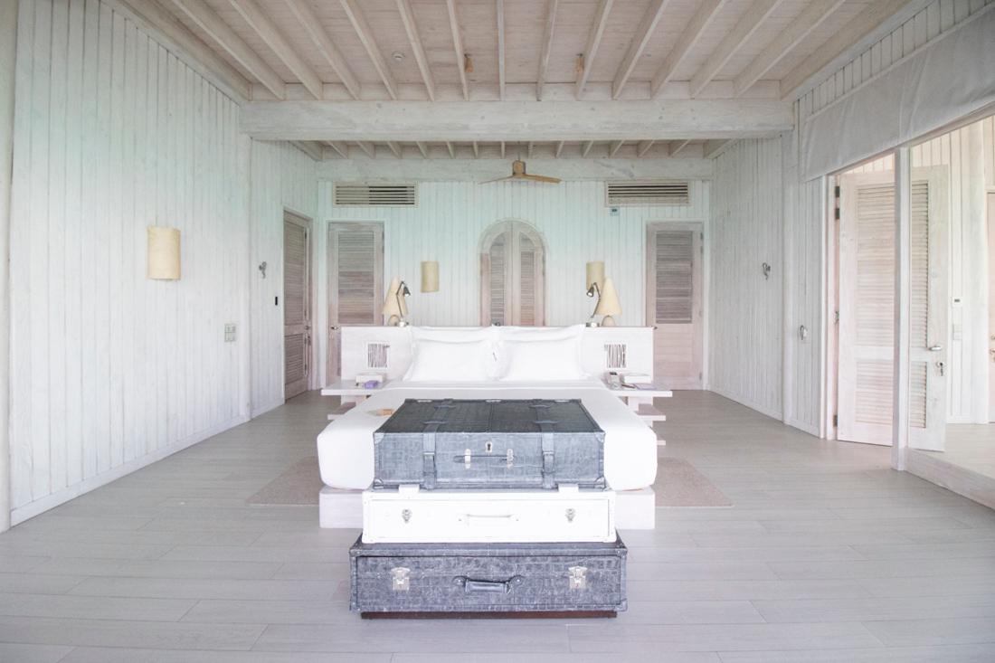 Soneva Jani Luxury Resort – Noonu Atoll, Medhufaru, Maldives – 4 Bedroom Water Reserve Villa Bedroom