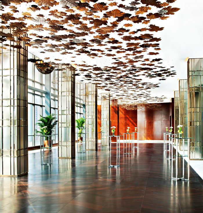 The St. Regis Tianjin Luxury Hotel - Tianjin, China - Ballroom Entrance