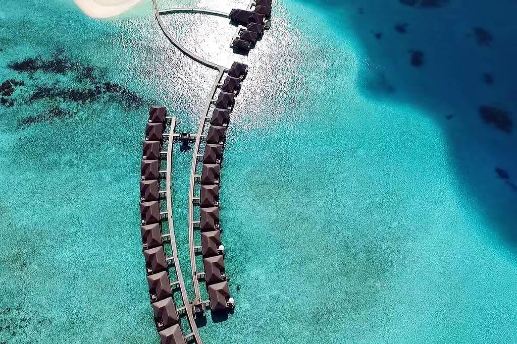 Velassaru Maldives Luxury Resort – South Male Atoll, Maldives – Over Water Suites