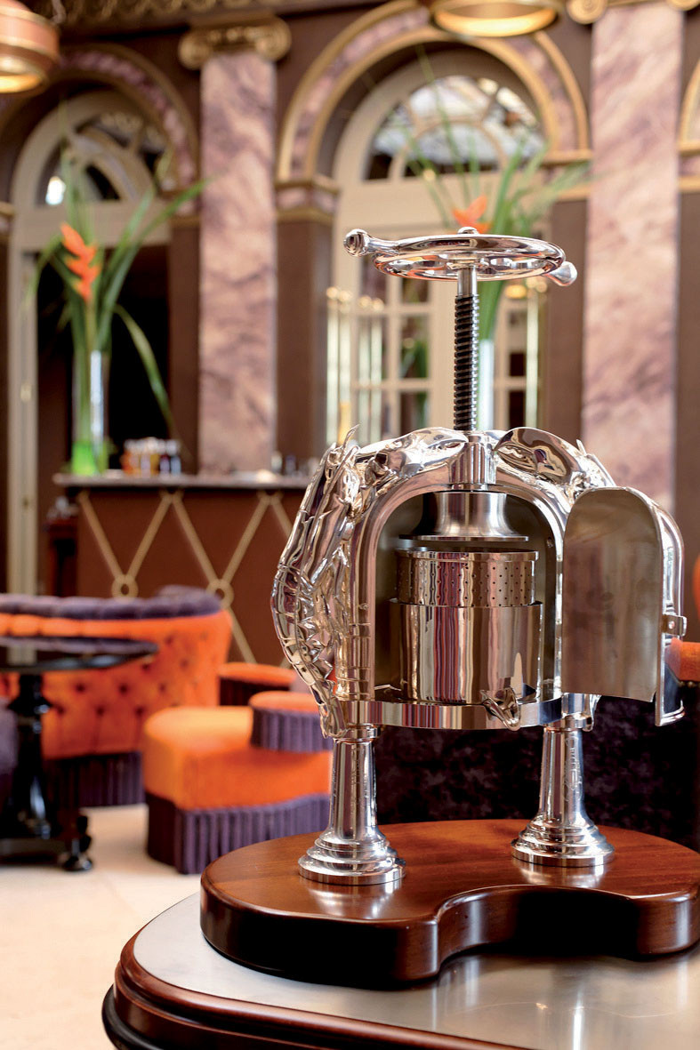 InterContinental Bordeaux Le Grand Hotel – Bordeaux, France – Lobster Press